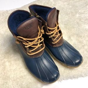 Sperry | Girl's Saltwater Duck Boots Size 6